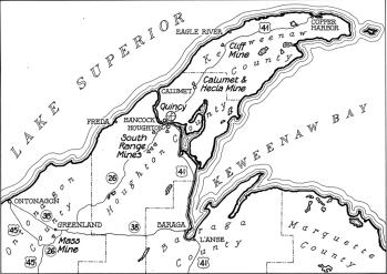 Earthquake-In-Michigan-A-Reminder-Michigan-Map-With-Cities-Map-Of-Keweenaw-Peninsula-Michigan